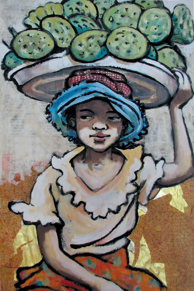 Geneviève Marot | Carnet de Voyage | 2003 | Java Creative Cafe