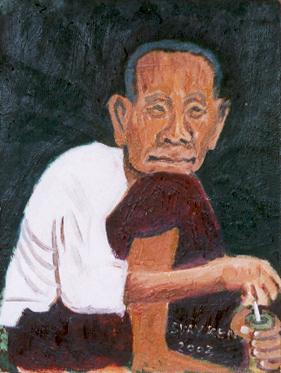 Svay Ken | Outsider Art | 2003 | Java Creative Cafe