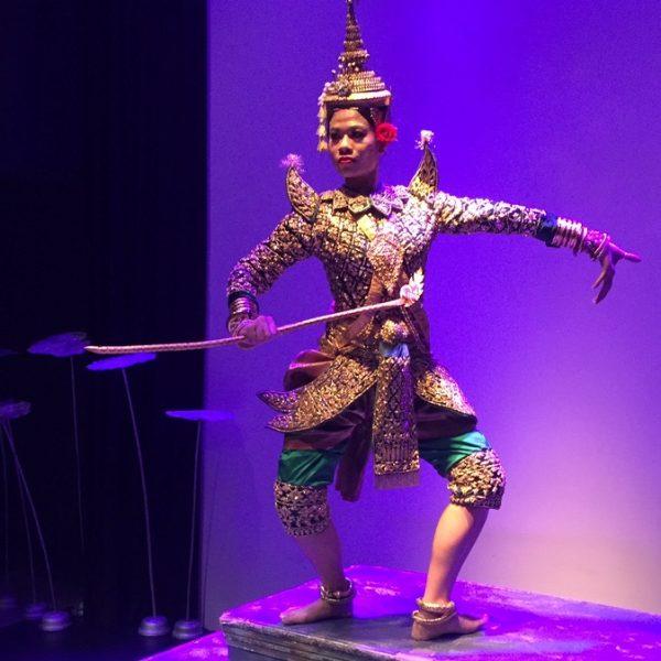 Sophiline Arts Performance Series: The Reamker