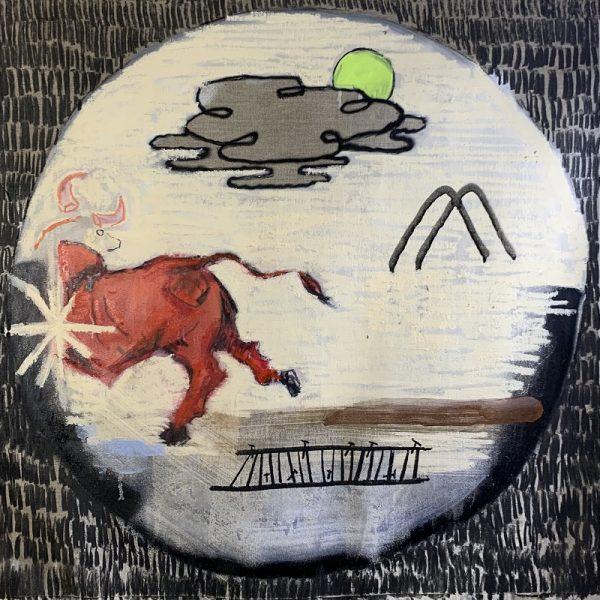 On View: Ox Herding by Georg Whelan